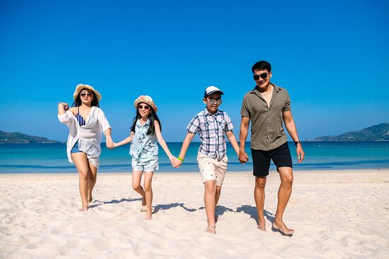 Patong Beach for family