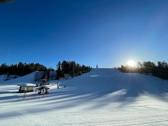 Mikkeli, Finland: ready for skiers and snowboarders