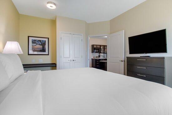King Suite Separated by Door