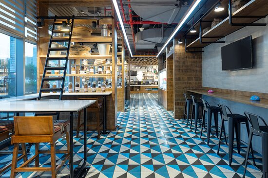 The favorite spot in Doha to enjoy your coffee and light snacks