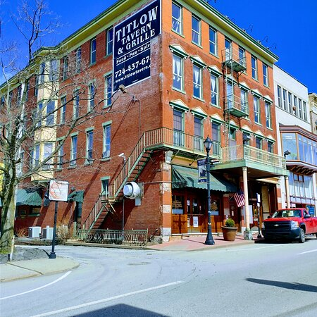 Downtown Uniontown