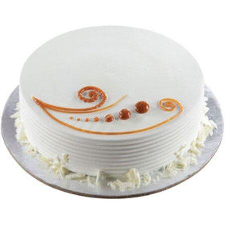 Beautiful Vanilla Cake  http://www.firstwishonline.com/send-beautiful-vanilla-premium-cake-to-vijayawada.html