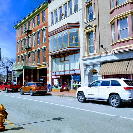 Street view of Titlow Tavern and Grill