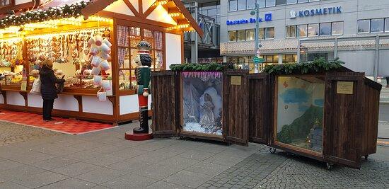 Deutschland, Frankfurt (Oder), Winter. Dezember 2020