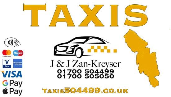 J Zan-kreyser Taxis