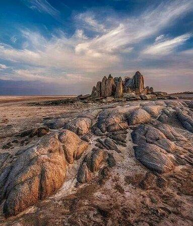 Makgadikgadi Pans National Park, بوتسوانا: Makgadikgadi Park 34