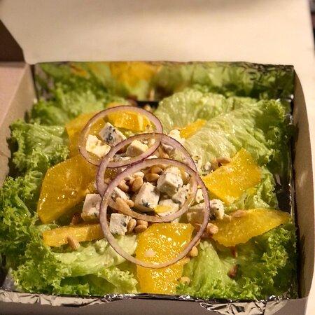 Carmela's Orange Salad