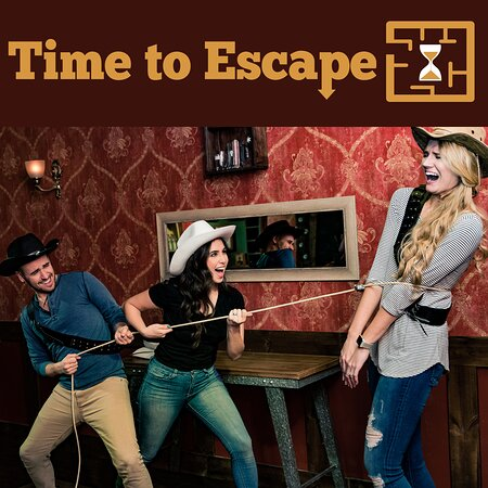 ‪Time to Escape: the Escape Room Experience (Downtown Atlanta)‬