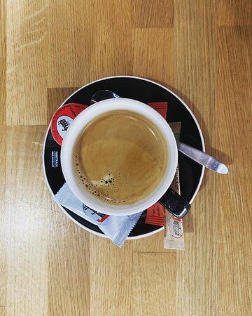 Wies, Αυστρία: Our Coffee