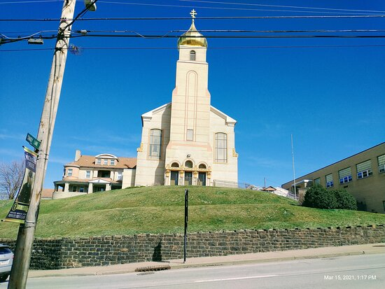 St John the Baptist Church in Uniontown
