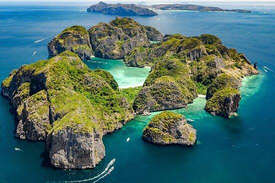 Amazing Phi Phi Island Speedboat and...