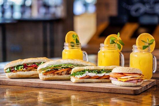 Meesh signature sandwiches