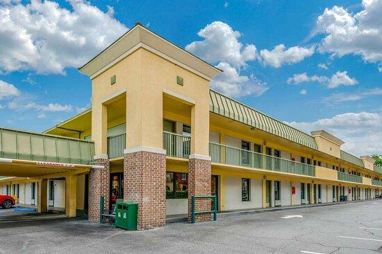Quality Inn Savannah Historic District, hoteles en Savannah