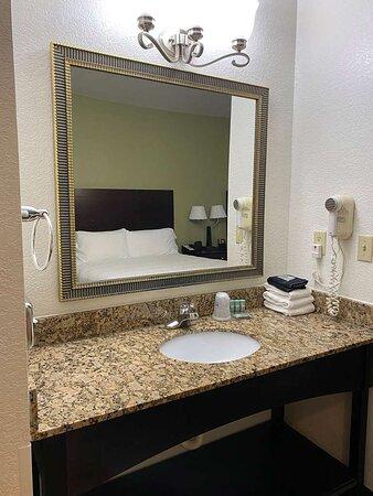 In-Room Vanity
