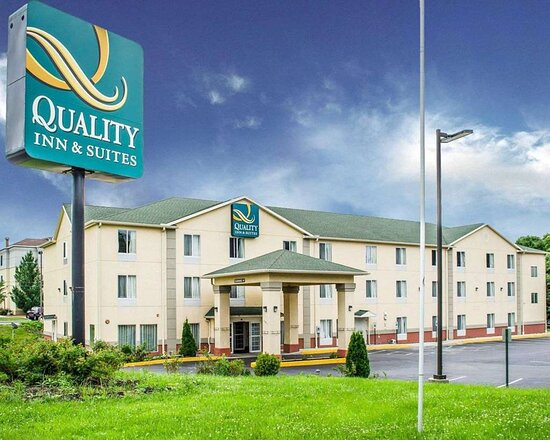 Quality Inn & Suites hotel in Hershey, PA