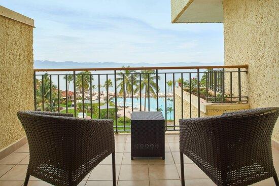 Junior Suite - Pool & Ocean View Balcony