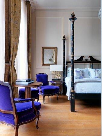 Luxury Studio Suite - Four Poster Bed