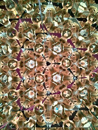 Kaleidoscope, filled with colours and excitement!