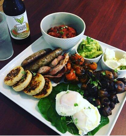 Sunday breakfast platter @wildfoodfarm OPEN 8am -3pm bookings 0406 153 143 🌿☕️