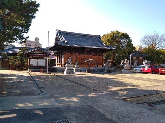 Nitta Hakusan Shrine
