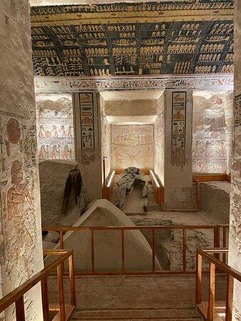 Tomb of Ramses V/VI