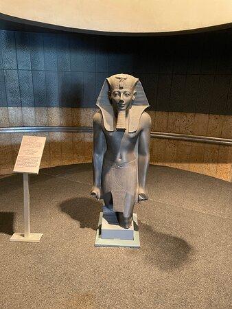 Statue of King Thutmosis III (Luxor Museum)