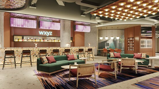 Pick up the mood and feel good with live acoustic performances and crafted signature cocktails as you mix and mingle at our chic and vibrant W XYZ Bar, nestled at the lobby area.