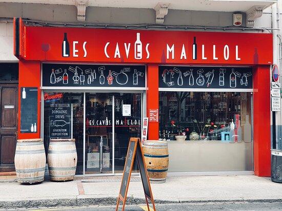 Les Caves Maillol