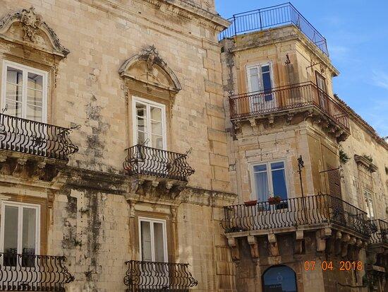 Syrakus, Italien: Palazzo Beneventano del Bosco in Ortigia - Siracusa, Sicily