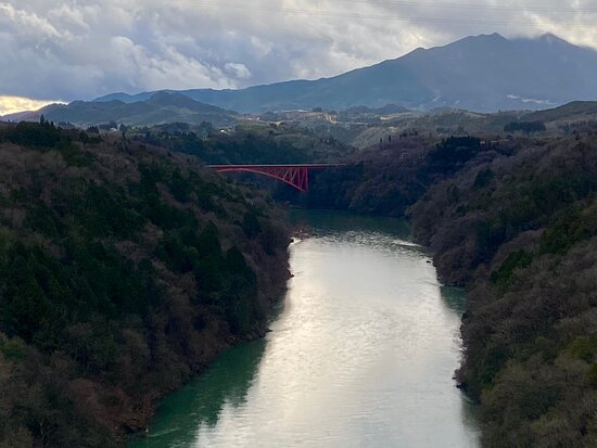 Shiroyama Great Bridge