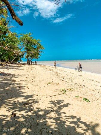 Praia de Moreré - Ilha de Boipeba