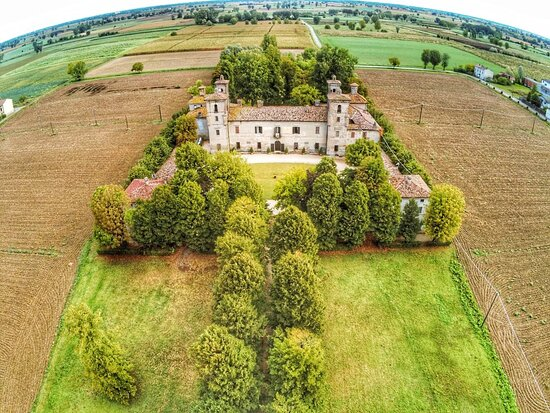 Casteldidone, إيطاليا: Castello Mina Della Scala