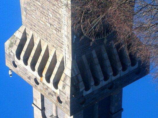The Clock Tower At Farmleigh
