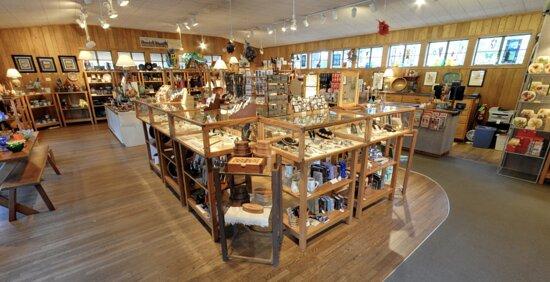 Interior of our neighborhood's favorite craft shop!