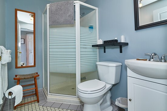 L'Intemporelle, salle de bain