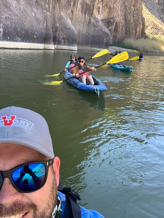 Highly recommend 1/2 day kayak tour