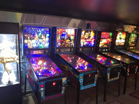 Back To The Arcade