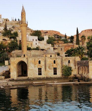 Halfeti, Turkey: Legendary places . . . . Cruise on the Euphrates River.