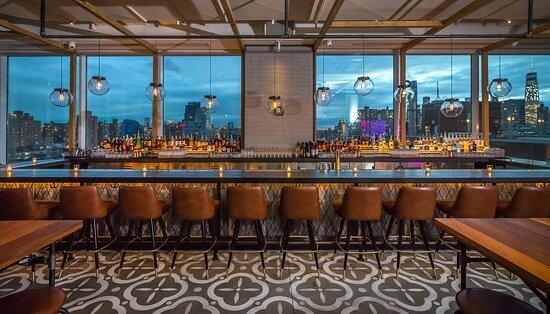 Mr. Purple Indoor Restaurant, Bar and Lounge