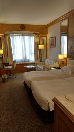 Room was clean, yet dated and poorly maintained which requires immediate renovation