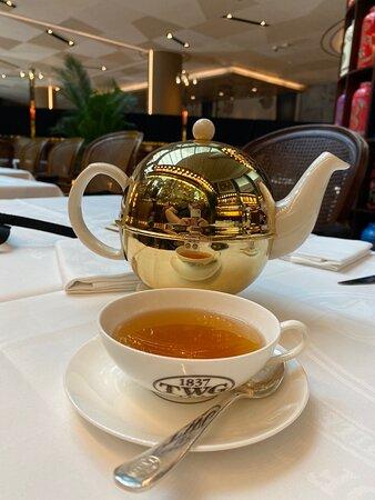 TWG Tea at Swissotel The Stamford