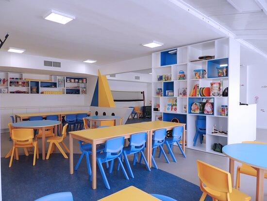 Miniclub Augustus para niños de 4 a 12 años