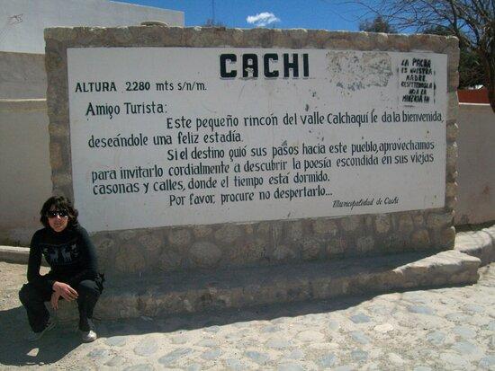 EN CACHI