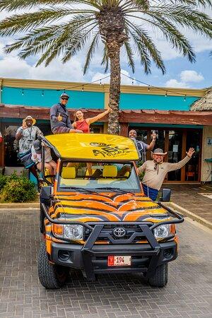 Aruba Jeep Tour