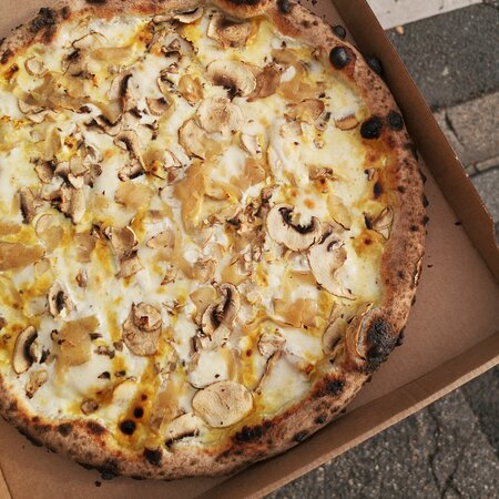 Pizza Cosy - restaurant italien pizzeria pizza à emporter pizza livraison Croix Rousse - Lyon 4 (8)