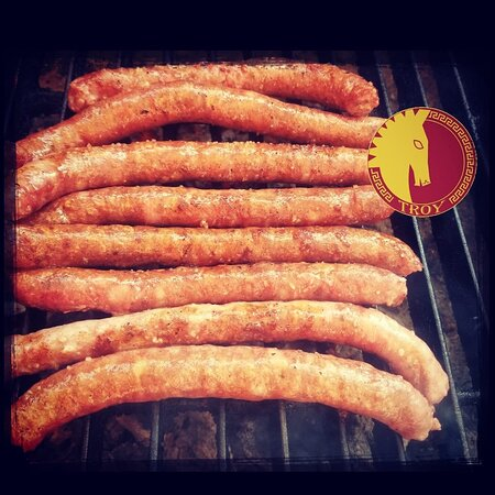 The Best Sausage in grill 🤤🤤🤤