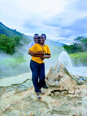 Sempaya Hot spring egg boiling experience ,nature walks and enthralling sceneries for photography.