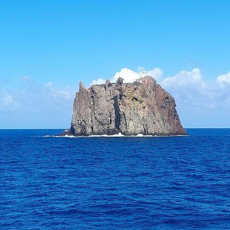 Islas Eolias, Italia: Strombolicchio