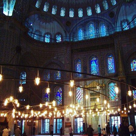 Istanbul, Thổ Nhĩ Kỳ: MOSCHEA AZZURRA UNA DELLE MERAVIGLIE DELLA CITTÀ
