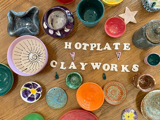 Marquette, MI: HOTplate Clayworks - Your community clay studio